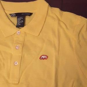 Ecko Red yellow polo shirt
